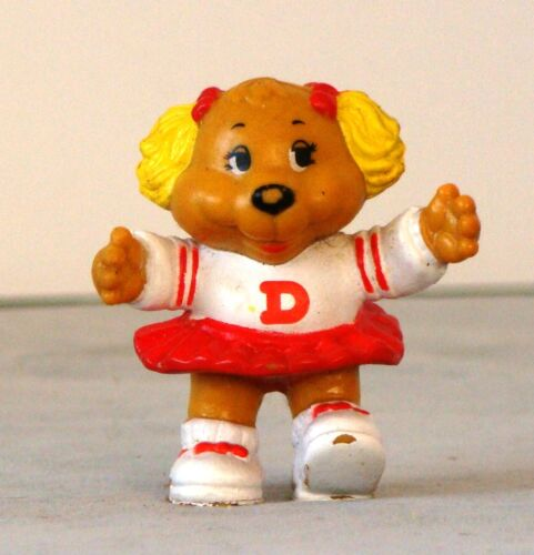 1984 TOMMY The GET ALONG Gang DOTTY DOG figure PVC Figurine AMERICAN Greetings