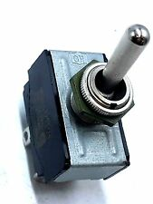 Eaton 7801K11 Lever Toggle Switch AC Rated Solder Terminal On-None-Off Action