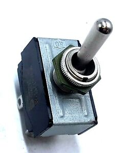Eaton-7801K11-Lever-Toggle-Switch-AC-Rated-Solder-Terminal-On-None-Off-Action