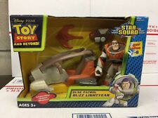 New 2006 Hasbro Toy Story Buzz Lightyear DUNE PATROL Vehicle + Figure Set NIB