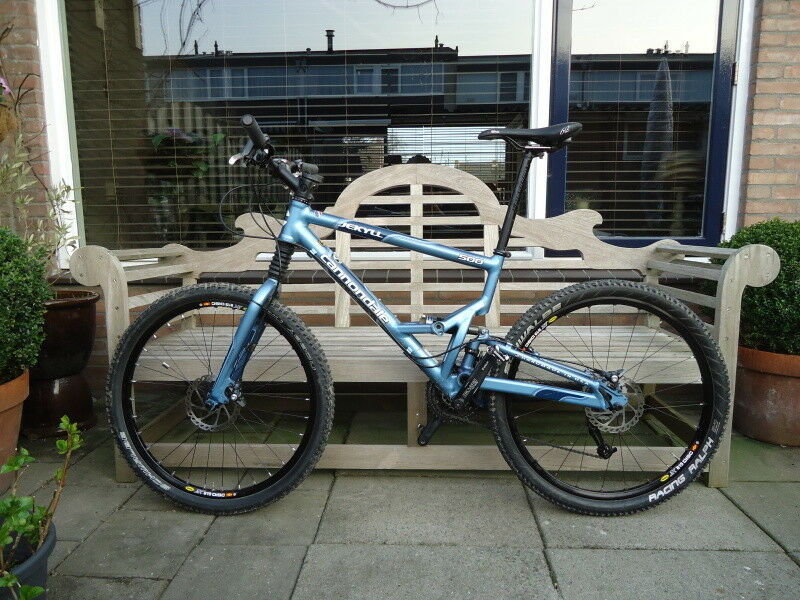 Cannondale Jekyll 500 Mountain Bike-taille L - - - 26
