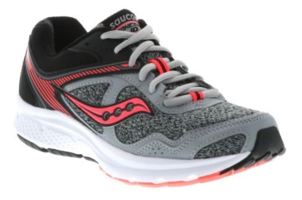 NEW WOMENS SAUCONY GRID COHESION 10 RUNNING TRAINING SHOES - 7.5   EURO 38.5