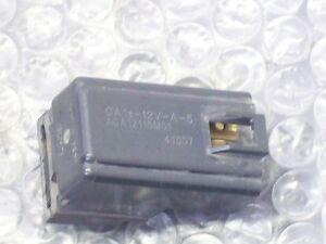RELE-039-PER-SUZUKI-AN-400-BURGMAN-DEL-2005-e26388