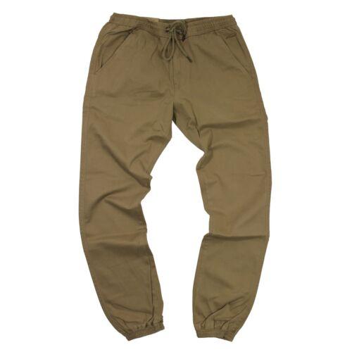Reell Jeans Herren Reflex Twill Pant dark sand REGULAR