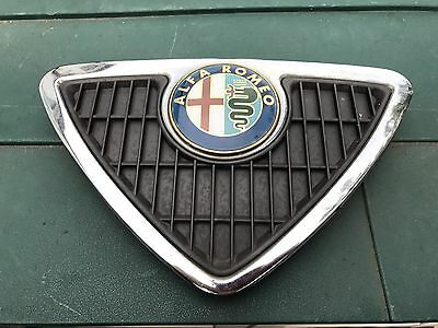 Alfa Romeo Front Grill And Badge 145/146 Car