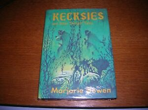 MARJORIE-BOWEN-KECKSIES-amp-OTHER-TWILIGHT-TALES-NEW-SEALED-ARKHAM-HOUSE-LOVECRAFT