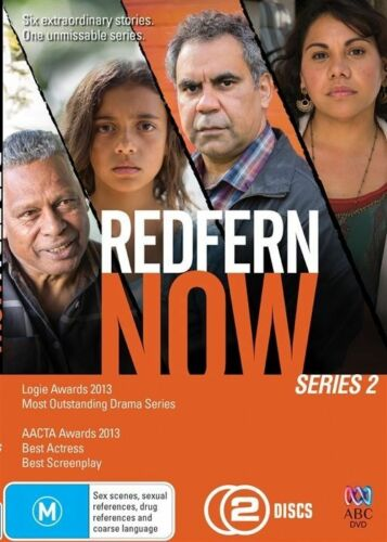 1 of 1 - Redfern Now : Series 2 (DVD, 2013, 2-Disc Set)