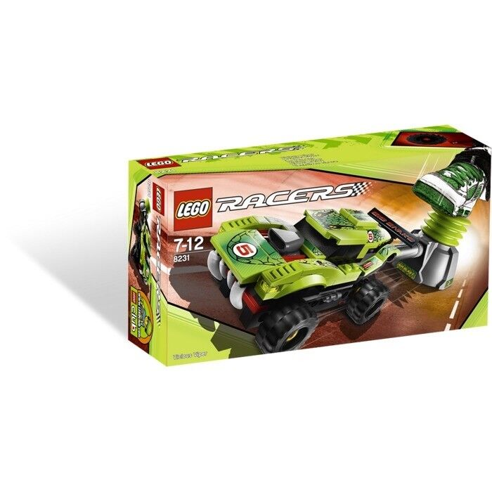 Lego Power Racers, 8231