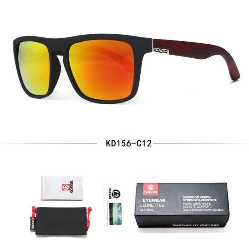 Lunettes de soleil mode Guy de Kdeam lunettes de soleil polarisées hommes