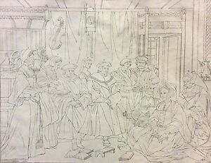 La-famille-de-Thomas-More-Nicolas-I-COCHIN-1610-1686-Hans-Holbein-le-Jeune-XVII