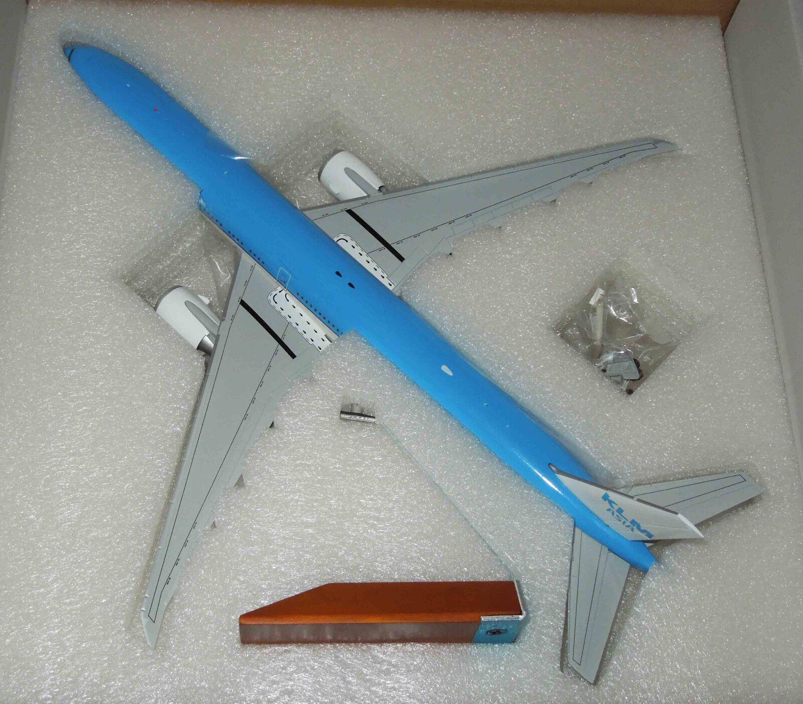 Jc Wings 1 200 boeing 777-300 él-klm Asia