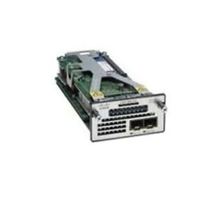 Used-Cisco-C3KX-SM-10G-10G-Service-Module-for-3560-X-and-3750-X-Series-Switches