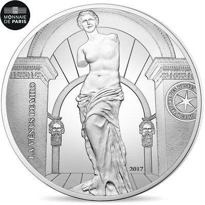 10 Euro #481533 France 2017 65-70 MS Vénus de Milo Monnaie de Paris