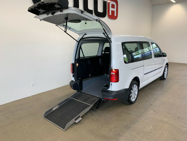 VW Caddy Maxi 2,0 TDi 102 Comfortline DSG BMT 4d