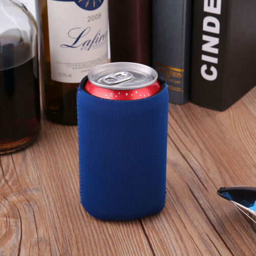 A750 Beer Bottle Can Cooler Sleeves Wrap Holders Party Wedding Favors Cheers