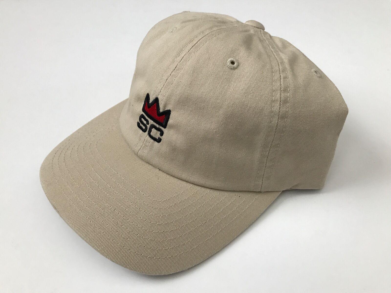 2017 Scotty Cameron SC rey Slouch Hat tan ajustable de la Galería