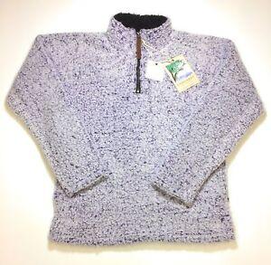 Black Fleece 4 Zip Catawba Pullover 1 Concord Large 817892024836 Sherpa fw7Iq0E