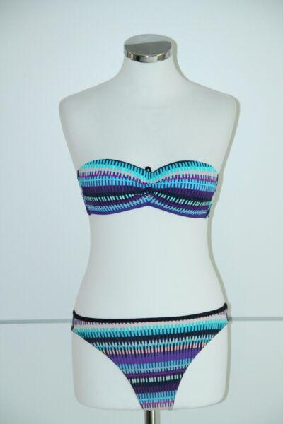 * Decathlon * Bikini * Gr. 34 36 / 70b * Les Commandes Sont Les Bienvenues.