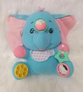 Crinkle Playskool Elephant Busy JouetsJeux Vintage Anciens Toy bf76gy