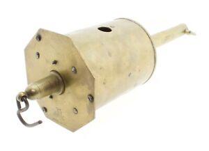 Antique-Victorian-Brass-Clockwork-Spit-Jack-Roasting-Spit-with-Hooks-Salter-amp-Co