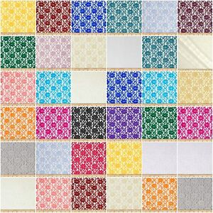 Raschel-Lace-Fabric-By-The-Yard-100-Polyester-60-034-W-French-Floral-Free-Shipping