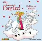 Hier kommt Ponyfee! Die Reise zur Wolkenfee von Barbara Zoschke (2010)