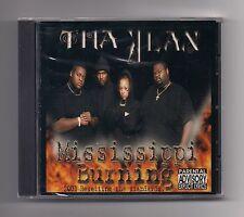 THA KLAN - Mississippi burning CD SEALED rare 2001 Rap Mo' Cheez Records