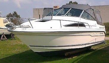 Sea Ray 220 DA Sundancer, Motorbåd, årg. 1991
