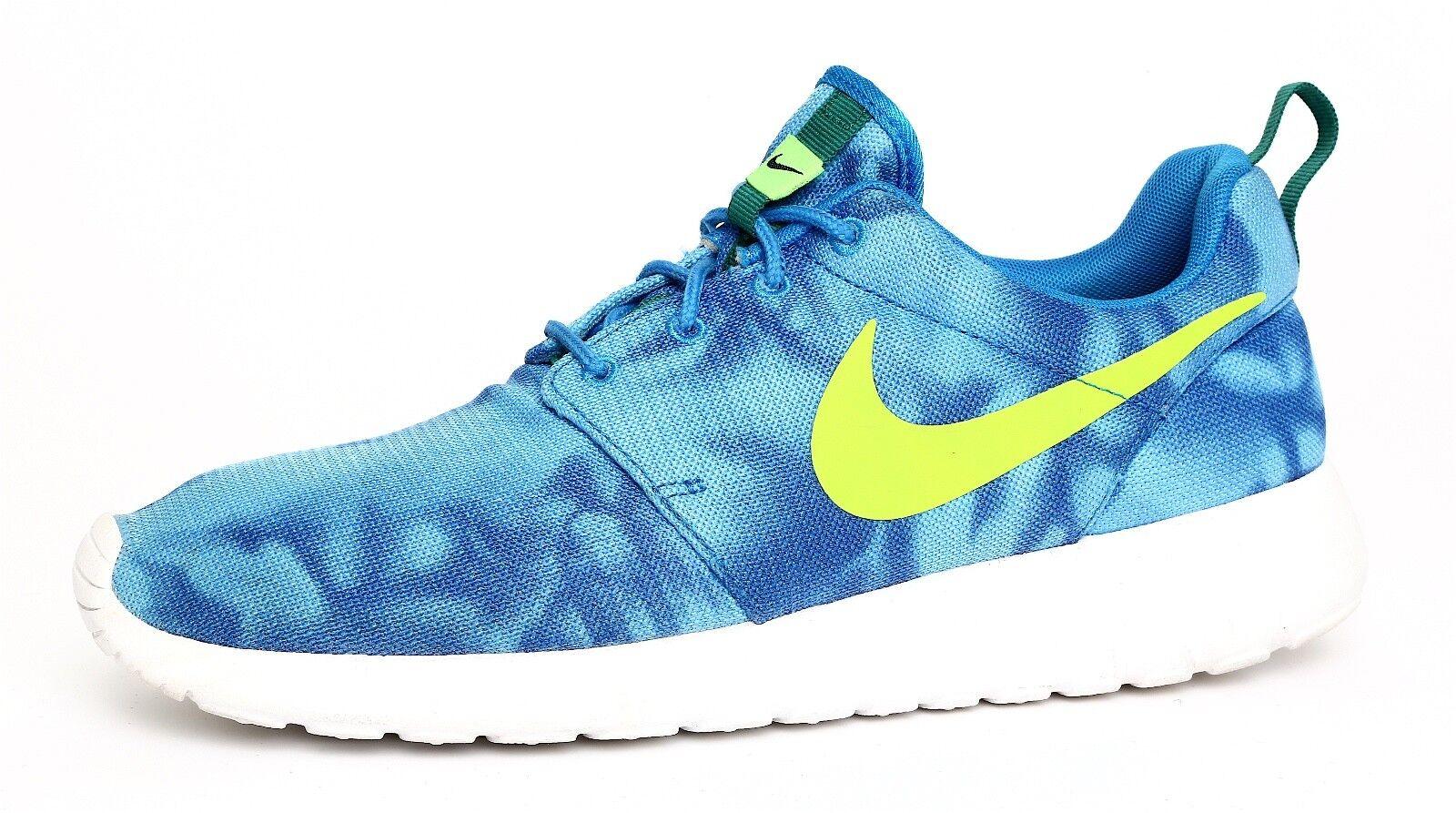 Nike Roshe Run Men's Electric bluee Sneaker Sz 9.5 7923
