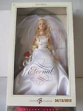 Eternal Barbie Collector David's Bridal Silver Label 2004 Blonde Doll