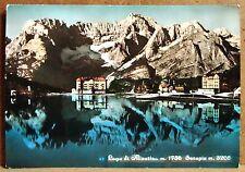 Lago di Misurina m.1756 - Sorapis m.3205 [grande, colore]