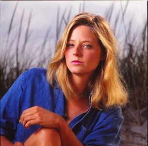 Details About Jodie Foster Stealing Home Original Gallery Transparency 7