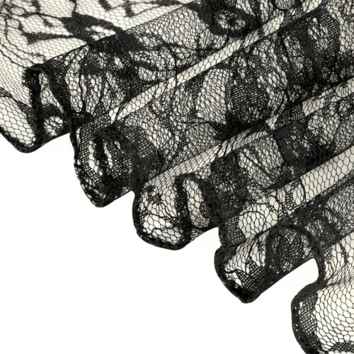 Lace Chair Sash Vintage Style Fabric DIY Wedding Party Events Art Crafts Decor