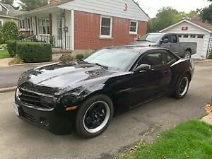 2010 Chevrolet Camaro 1LT 2dr Coupe Coupe (2 door)