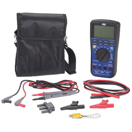OTC 3990 Insulation Multimeter,1000 AC Volts