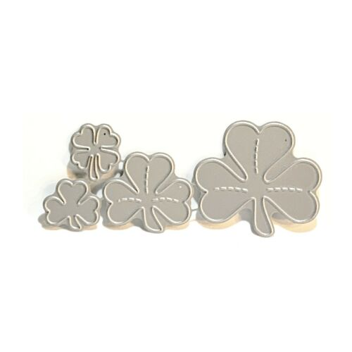Shamrocks Metal Die Cut stencil a plenty Frantic Stamper Craft Cutting Dies