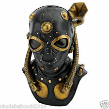 Steampunk Gas Mask Statue Industrial GOTHIC APOCALYSE SOVIET RUSSIAN