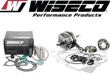 Yamaha YZ85 Wiseco Top & Bottom End Engine Rebuild Kit Crank & Piston 2002-2014