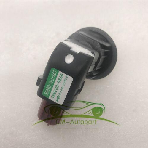 1Pcs 39690-SHJ-A61 Silver Rear Bumper PDC Parking Sensor Fit 05-10 Honda Odyssey