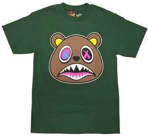 Baws-Forest-Green-Crazy-Baws-T-Shirt