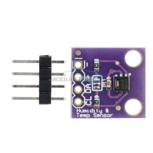 GY-213V-SHT20 SHT20 Temperature /& Humidity Sensor Module Breakout Transducers