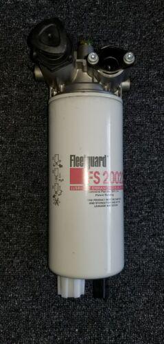 Cummins 3978134 Filter Housing w Fleetguard FS20022 Diese lFuel Filter Separator