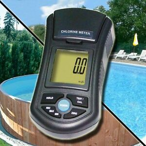 PH-CHLOR-MESSGERAT-TESTER-POOL-QUICK-UP-POOLTESTER-CL2