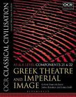 OCR Classical Civilisation AS and A Level Components 21 and 22: Greek Theatre and Imperial Image by Robert Hancock-Jones, James Renshaw, Laura Swift (Paperback, 2017)