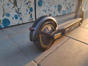 Ninebot-MAX-G30-G30D-Rear-Mudguard-Fender-Aluminum-Bracket-Plug-amp-Play