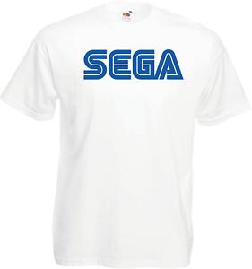 Jeux vidéos Top qualité ! - S//M//L//XL SEGA console.. T-shirt Blanc Homme