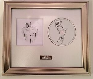 PERSONALLY-SIGNED-AUTOGRAPHED-BAT-FOR-LASHES-HAUNTED-MAN-CD-FRAMED-PRESENTATION