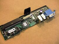 Dell Poweredge 2950 Front Vga Power I/o On/off Control Panel Board Usb Jh878