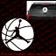 JUMPMAN MICHAEL JORDAN Basketball Car Window//DIE CUT Vinyl Decal SP005 LARGE
