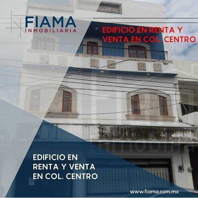 EDIFICIO EN RENTA Y VENTA COL. CENTRO TEPIC